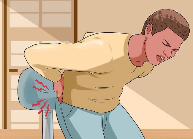 درمان دنبالچه